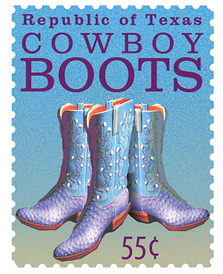 Texas Stamp C