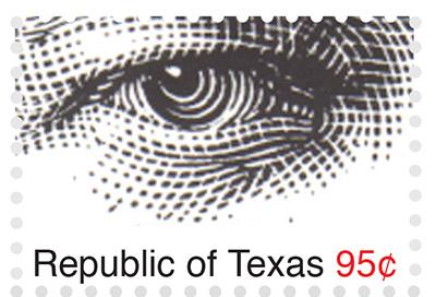 Texas Stamp E