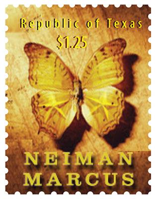 Texas Stamp N