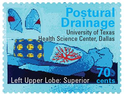 Texas Stamp U